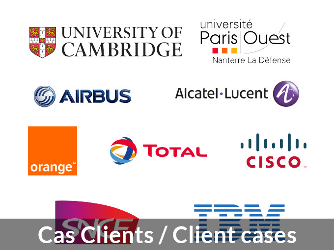 Cas clients / Client cases